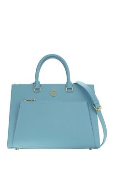 Segolene En Cuir Noemie Leather Satchel by Non Specific on @HauteLook