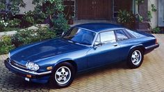 1976 Jaguar xjs    *same year as my own, wish mine was in this condition