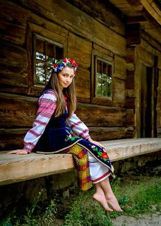 Ukrainian beautiful ethno   автор z_andrij