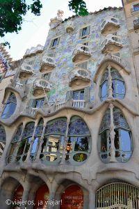 Barcelona. Casa Batllo