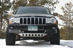 how did they get the stock WK bumper to look like this? Jeep Cherokee Laredo, 2005 Jeep Grand Cherokee, Jeep Wk, Black Jeep, Jeep Wrangler Unlimited, Jeep Life, Dream Cars, Jeep Stuff, Corvettes