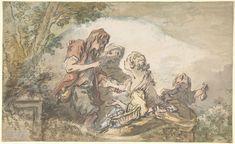 Fragonard - The Fortune Teller