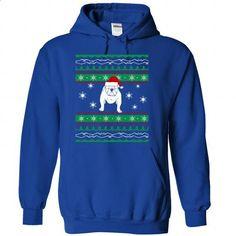 BULLDOG CHRISTMAS - #girls #girls hoodies. ORDER HERE => https://www.sunfrog.com/Pets/BULLDOG-CHRISTMAS-RoyalBlue-Hoodie.html?60505