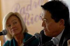 Robert Toru Kiyosaki, reconocido gurü financiero, se declaro en bancarrota para evitar pagar una multa de 24 millones de dolares por no respetar un acuerdo. http://www.octaviosimon.com/robert-toru-kiyosaki-en-bancarrota/