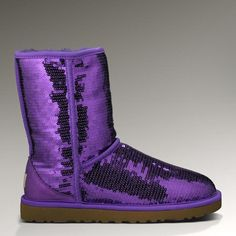 No Such Thing as Too Many Sparkles, plus they are purple... my favorite color!