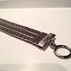 Endelig fått endeklamman fra ebay  #diy #armbånd #beadloom #bracelet