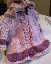 Poncho - ferri 6,5 misure 12-24 mesi Knitting For Kids, Baby Knitting, Lana, Baby Kids, Leggings, My Favorite Things, Sewing, Children, Coat