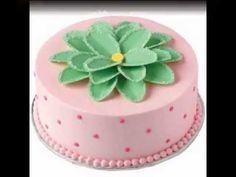 Spring cake ideas - YouTube