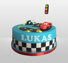 Funfetti Cake, Lightning Mcqueen, Birthday Cake, Cupcakes, Desserts, Mini, Food, Tailgate Desserts, Cupcake Cakes