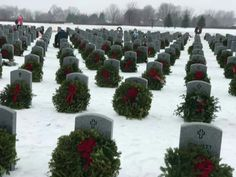 67 Best Wreaths Across America Images On Pinterest