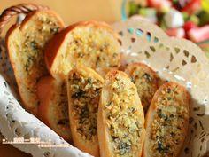 法式香蒜麵包
