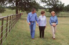 George W. BushPrairie Chapel RanchCrawford, Texas   - TownandCountryMag.com