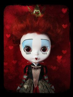 The Red Queen blythe