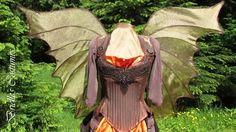 Brielle's Costume Wardrobe