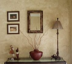 Faux Painting Walls faux finish would be amazing in my house | lanternas - flashlights