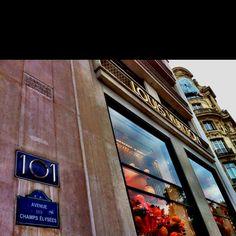 LV Champs-Élysées - Paris, France