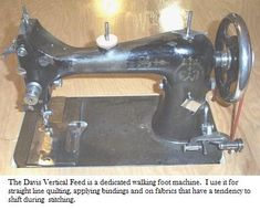 The Non-Electric Sewing Machine, People Powered Sewing Machines, Not Just for the Amish