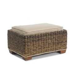 St. Kitts Ottoman with Cushion Fabric: Ant Beige - http://delanico.com/ottomans/st-kitts-ottoman-with-cushion-fabric-ant-beige-630972294/