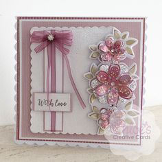 Shop from an excellent selection of great value New In here at Chloes Creative Cards, for all your crafting needs. Old Cards, Christmas Cards, Chloes Creative Cards, Steampunk Cards, Stamps By Chloe, Crafters Companion Cards, Embossed Cards, Beautiful Handmade Cards, Flower Stamp