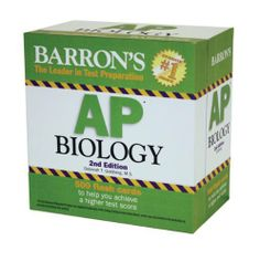Barron's AP Biology Flash Cards by Deborah T. Goldberg M.S.. $12.91. Publication: February 1, 2011. Publisher: Barron's Educational Series; 2 edition (February 1, 2011). Save 32%!