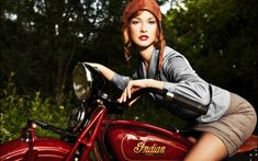 hot women motorcycles wallpaper | Vintage motorbikes Indian wallpapers and images