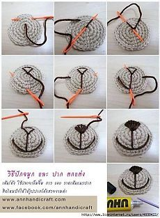 Mesmerizing Crochet an Amigurumi Rabbit Ideas. Lovely Crochet an Amigurumi Rabbit Ideas. Crochet Diy, Crochet Eyes, Crochet Bear, Crochet Crafts, Crochet Dolls, Crochet Projects, Easy Crochet Animals, Crotchet Animals, Crochet Turtle