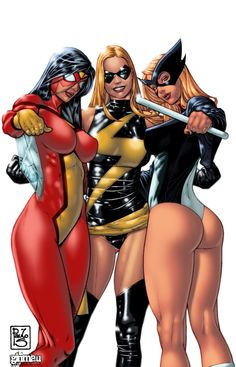 Spider Woman Marvel And Mockingbird Your #1 Source for Video Games, Consoles & Accessories! Multicitygames.com