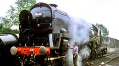 Preservation societies strive to keep steam train services running for visitors. Steam Railway, Train Service, Diesel, Bbc, Trains, Running, Diesel Fuel, Keep Running, Why I Run