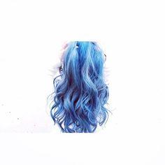 WEBSTA @ jooji_color - ブルー×グレーのフィルターカラー。#カラーバター #マニックパニック #ハイトーン#ブリーチ…