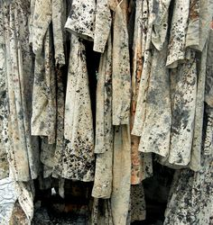 """"""" Anselm Kiefer exhibition (Photo by Seth Apter) """""""
