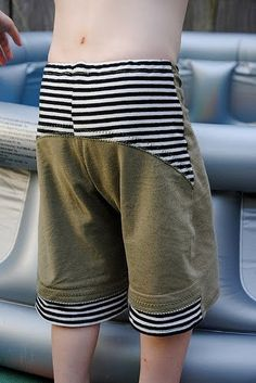 eloleo: Handleiding en patroon: snelle broekjes
