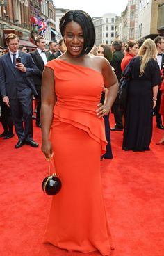 Pin for Later: A Dame, a Sir, and a Whole Lot of Talent Dominated the Olivier Awards Uzo Aduba