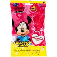 Minnie Mouse Party Favors - Stickers, Bracelets, Crayons & More - Party City