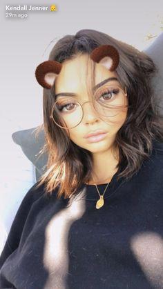 Fashion Girl Selfie Kendall Jenner For 2019 Kendall Jenner Snapchat, Kendall Jenner Outfits, Kendall Jenner Mode, Jenner Girls, Jenner Sisters, Kardashian Jenner, Kardashian Family, Girl Fashion, Celebs