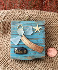 A personal favorite from my Etsy shop https://www.etsy.com/listing/511212306/beachcomber-peace-angel