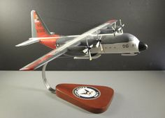 C130 Cargo Plane // Desk Top Model Airplane // US by Successionary, $126.99
