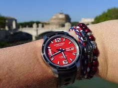 Discover the report of my walk in Rome with the Chopard​ Mille Miglia 2015 Race Edition in French and soon in English on PuristSPro​: http://equationdutemps.blogspot.fr/2015/08/une-balade-romaine-en-compagnie-de-la.html