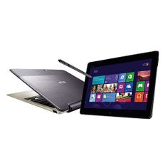 """ASUS VivoTab   11.6"""" Windows 8 Tablet with Intel CPU, mobile dock, and digitizer stylus for performance and productivity"""
