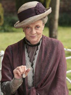 Maggie Smith, a été touchée par un cancer du sein. Pendant deux ans, l'actrice, qui était sur les tournages des films Harry Potter, a lutté contre la maladie. © Nick Briggs AP SIPA