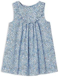 Jacadi Infant Girls' Liberty Print Dress Kids Frocks, Frocks For Girls, Little Fashion, Kids Fashion, Fashion Outfits, Little Dresses, Girls Dresses, Infant Girls, Liberty Print