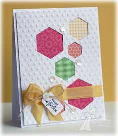 Sweet Little One Card by Jen Shults #Cardmaking, #Baby