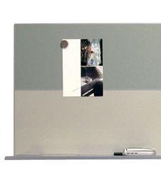 lavagna magnetica con mensolina appoggia oggetti