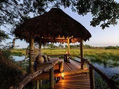 Mombo et Little Mombo au Botswana http://www.vogue.fr/voyages/adresses/diaporama/safari-trip/16315/image/881982#!voyage-safari-mombo-et-little-mombo-au-botswana