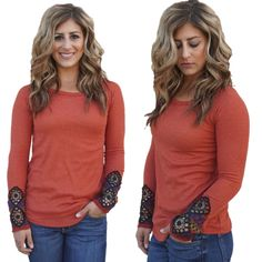 """Top- $39 (S, M, & L) Elisha is 5' 3"""" and wearing a small  #1Aug68 ***How to Order***  -…"""