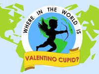 Where in the World is Valentino Cupid? - Google Drive