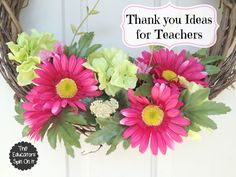 Teacher Appreciation Gift Ideas from The Educators' Spin On It