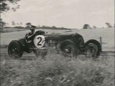 Alf Barrett, Alfa Romeo Monza, 1939 AGP Lobelhal SA (N Howard)...