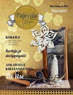 Ensimmäinen lehti Paperilla-lehti