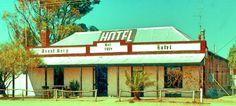 Mt Mary SA: 1894 hotel (1986)