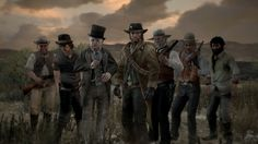 "Red Dead Redemption ""Friends"""